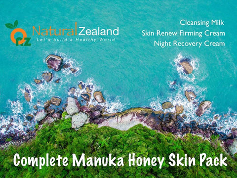 Skin Care - Complete Manuka Honey Skin Pack