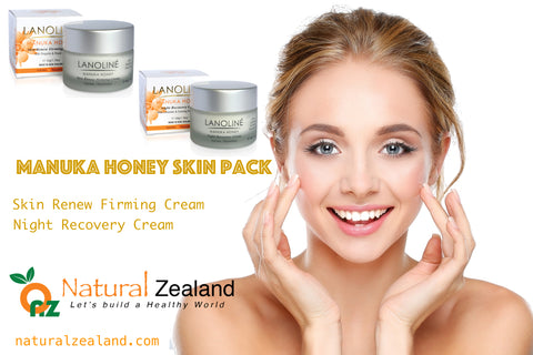 Skin Care - Manuka Honey Skin Pack