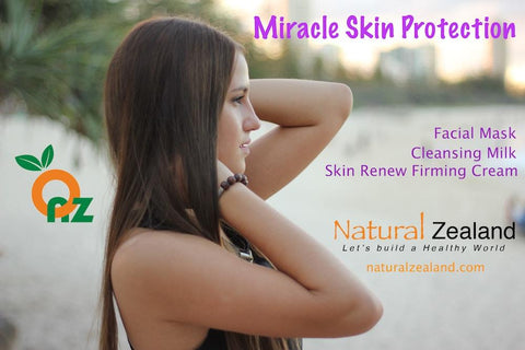 Skin Care - Miracle Skin Protection