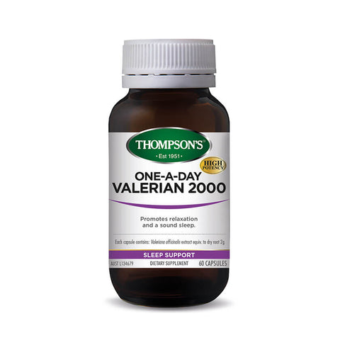 Sleep - One-A-Day Valerian 2000