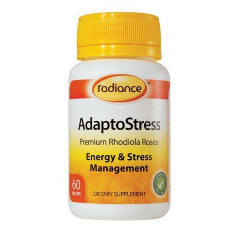 Stress - AdaptoStress - Rhodiola 5000mg, Weightloss, Stress Relief | Natural NZ