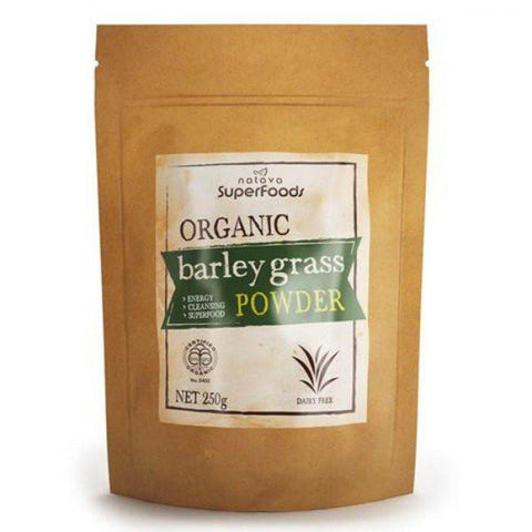 Superfood - Barley Grass Powder Certified Organic
