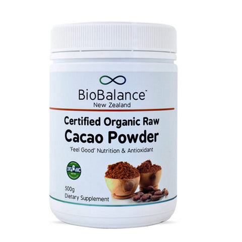 Superfood - Certified Organic, Raw Cacao Powder