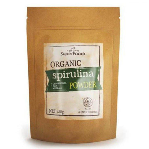 Superfood - Certified Organic Spirulina Powder