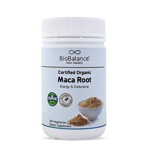 Superfood - Maca Root Certified Organic