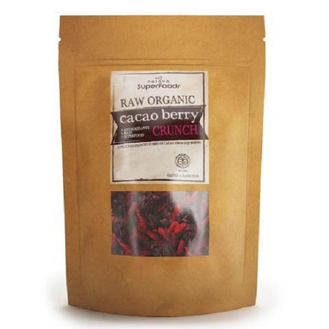 Superfood - Organic Cacao Berry Crunch