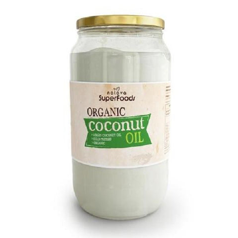 Superfood - Organic Cold Pressed Virgin Coconut Oil 900ml