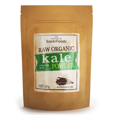Superfood - Raw Kale Powder Organic