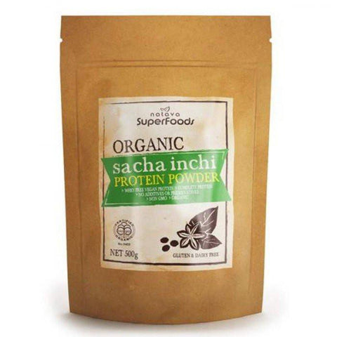 Superfood - Sacha Inchi Natural Certified Organic