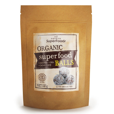 Superfood - Superfood Balls - Certified Organic