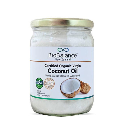 Superfood - Virgin Coconut Oil Certified Organic 500ml