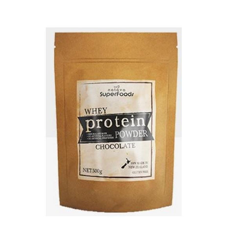 Whey Protein - Whey Protein Powder Chocolate 500g