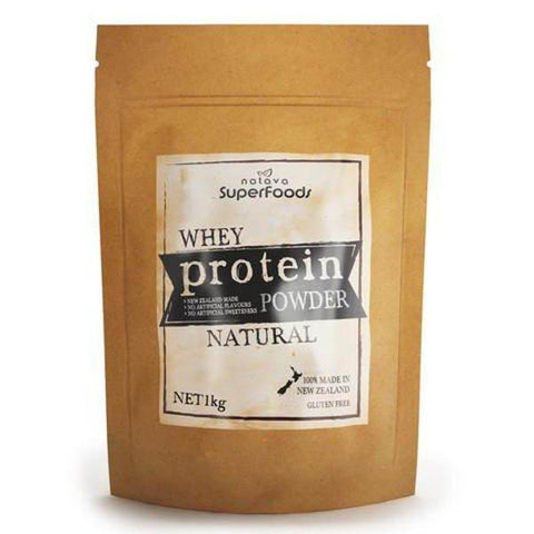 Whey Protein, Vanilla- Protein foods, NZ Shop | Healthy Diet - Fitness