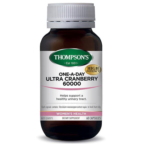 Women's Health - One-A-Day Ultra Cranberry 60000