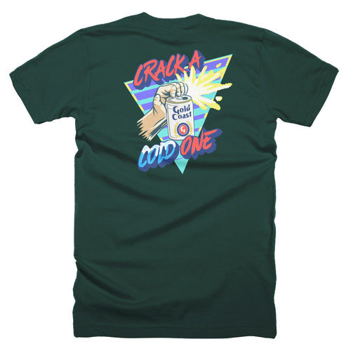 GC Crack One Tee - Gold Coast Shop