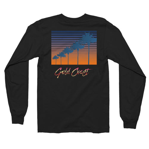 GC Palms Longsleeve - Gold Coast Shop