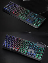 Gaming Central Speed Keyboard