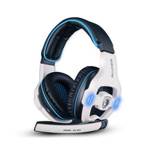 Surround Sound Gaming Head Phones