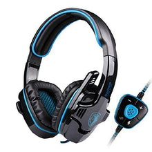 Gaming Central Noise Cancelling Gaming Headset - Wired with Mic