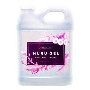 Nuru Gel Authentic 33.8 Ounces