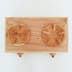 Wooden Stove (NEW)