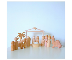 Christmas Storytelling Nativity Set