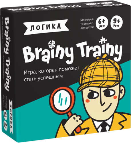 Brainy Trainy «Логика». Банда умников