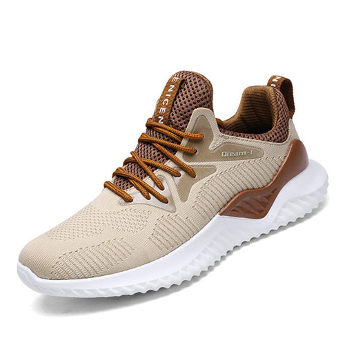Walking Jogging Footwear Running Adults Breathable Men's Sneakers