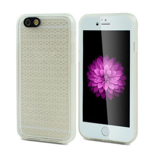 Phone Case - Shockproof Waterproof Soft Silicone Touch Cover Case