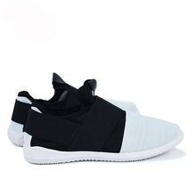 Shoes- Breathable Comfortable Rubber Men Slip-on Casual Shoes