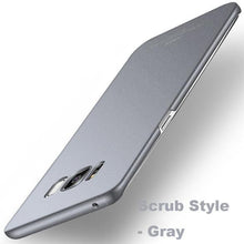 Load image into Gallery viewer, Luxury Slim Silicone Hard Frosted PC Case For Samsung