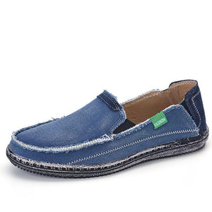 Jeans  Breathable Men Canvas Shoes