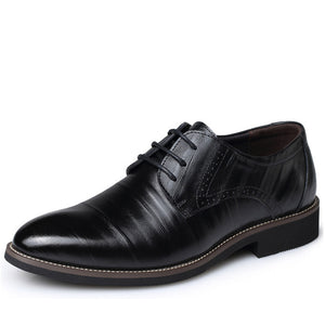 Fashion Business High Quality Leather Men Shoes