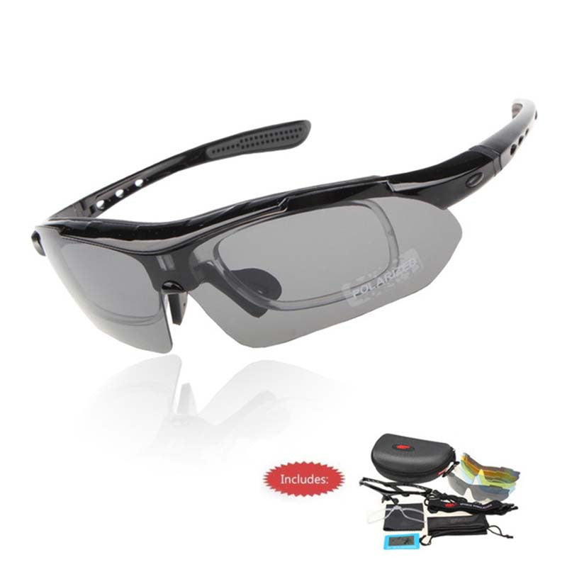 Glasses-UV400 Professional Polarized Outdoor Sports Bicycle Sunglasses
