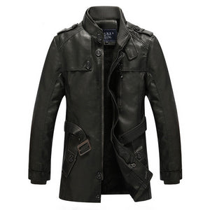 Men's Long Loose Jacket