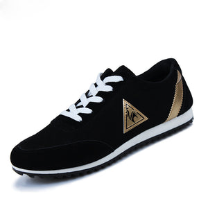Lace-up Breathable Casual Shoes