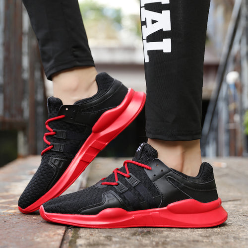 Fashion Mens Breathable Light Sneakers