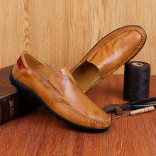 Fashion Genuine Leather Male Shoes