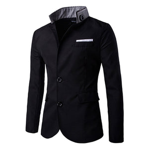Hot Casual Slim fit Costume Hommes