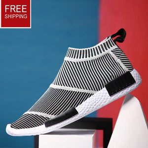 Sneakers-Unisex Breathable Luxuryed Jogging Sneakers