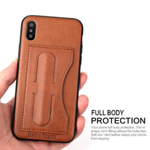 Load image into Gallery viewer, Luxury Genuine Leather Cover For iPhone8