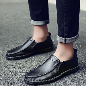Fashion High-quality Breathable Moccasin