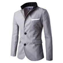 Load image into Gallery viewer, Hot Casual Slim fit Costume Hommes