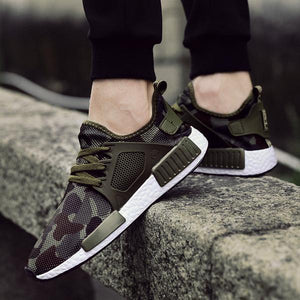 Outdoor Military Camouflage Men's Casual Shoes