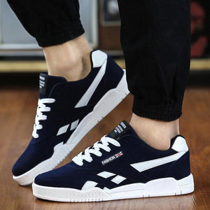 Sneakers- New Men's Casual Trainers Breathable Flats Walking Shoes