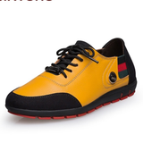 Genuine Leather Men's Casual Shoes