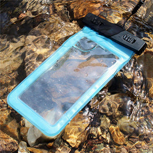 Phonecase-100% Sealed Waterproof Bag Case Pouch Phone Cases