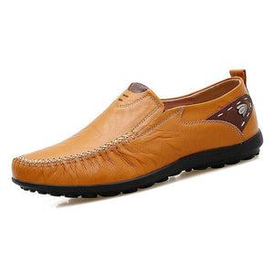 Soft Leather Handmade Casual Men's Loafers