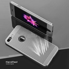 Load image into Gallery viewer, Ultra Thin 360 Full Protection Heat Dissipation Case For iPhone + FREE Screen Protector Film