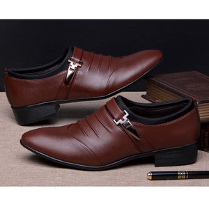 Brand Wedding Shoes Oxford Shoes